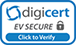 DigiCert Extended Validation SSL Site Seal